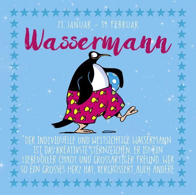 Wassermann als Buch