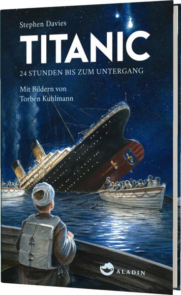 Titanic als Buch von Stephen Davies