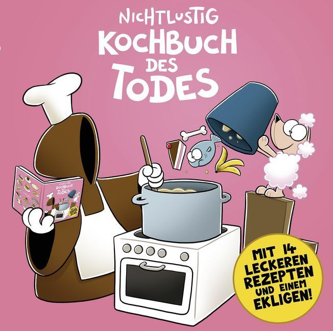 Kochbuch des Todes als Buch