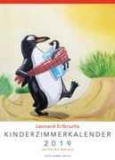 Leonard Erlbruchs Kinderzimmerkalender 2019