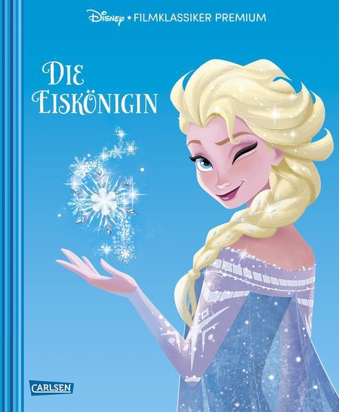 Disney Filmklassiker Premium: Die Eiskönigin als Buch