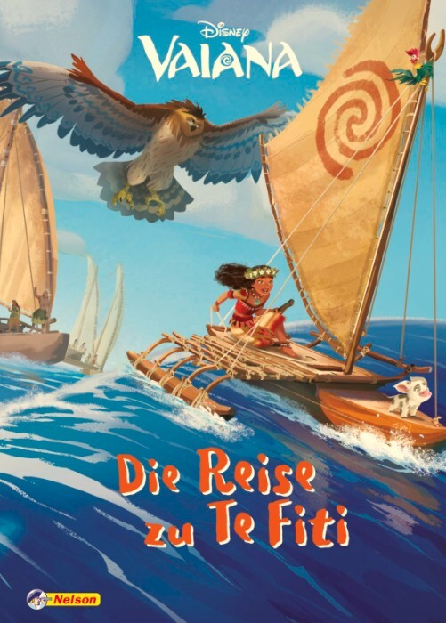 Disney Vaiana Die Reise Zu Te Fiti Buch