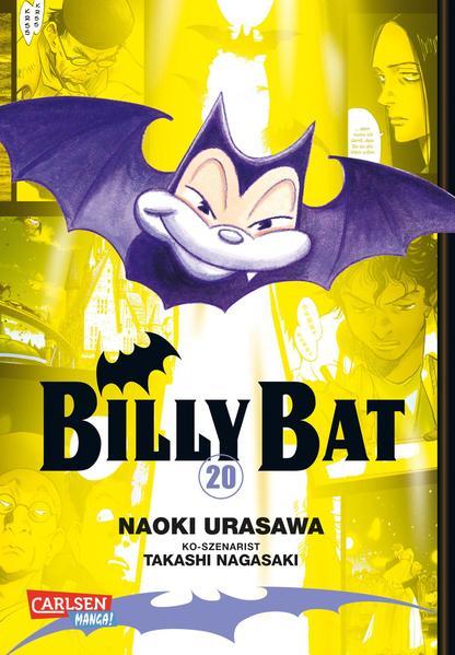 Billy Bat 20 als Buch von Naoki Urasawa, Takash...