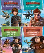 DreamWorks Dragons, 4 Hefte. Nr.9-12