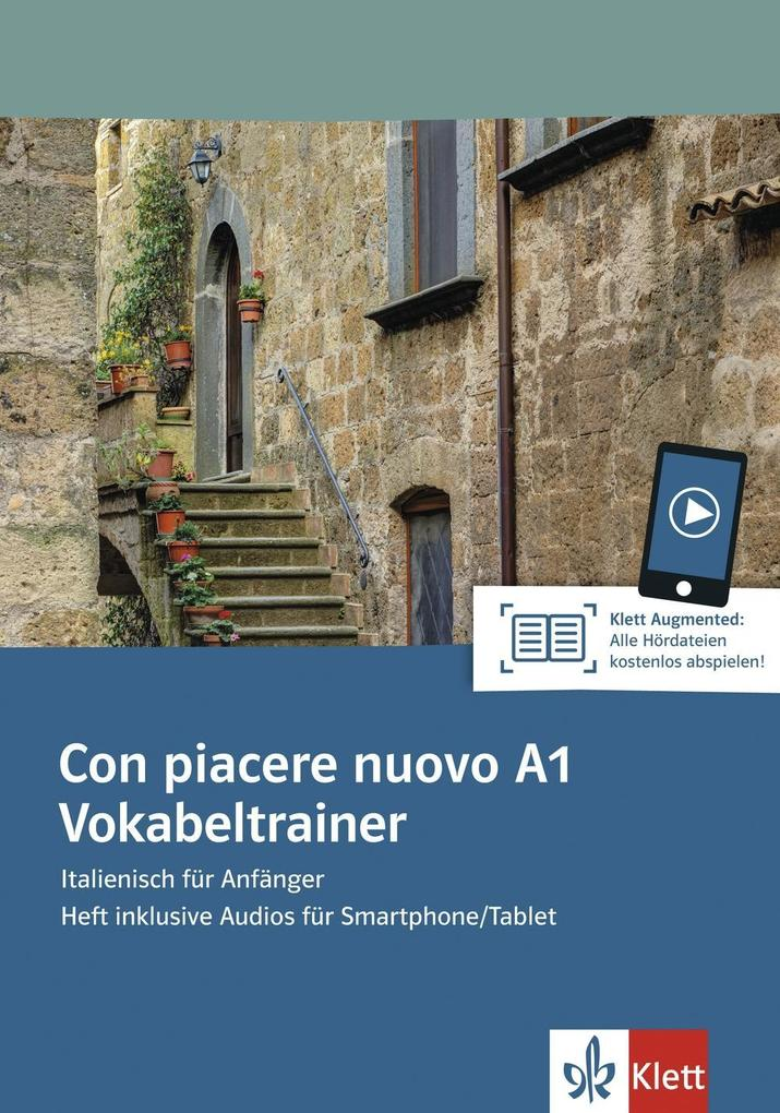 Con piacere nuovo A1. Vokabeltrainer. Heft inkl...