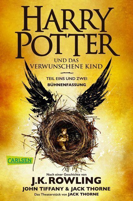Harry Potter und das verwunschene Kind. Teil eins und zwei (Bühnenfassung) als Taschenbuch