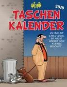 Uli Stein Taschenkalender 2019