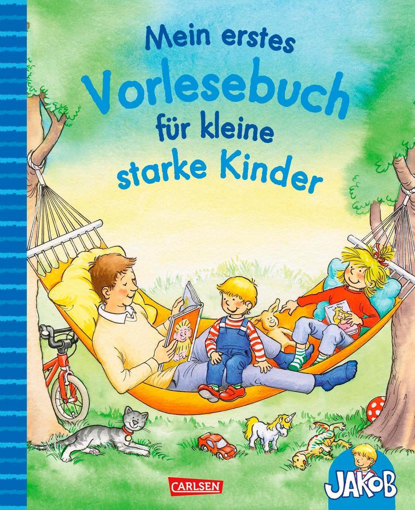 Mein erstes Vorlesebuch für kleine starke Kinder als Buch