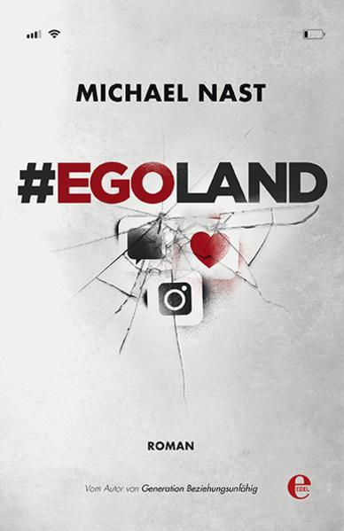 #EGOLAND als Buch