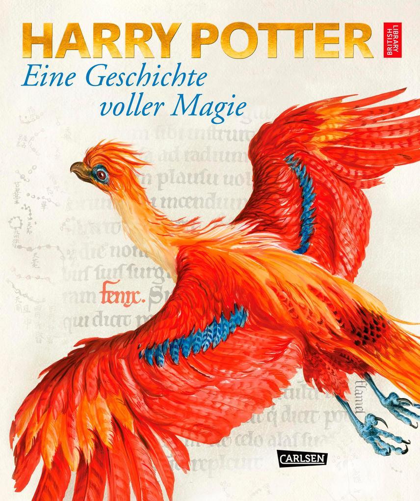 Harry Potter: Eine Geschichte voller Magie als Buch
