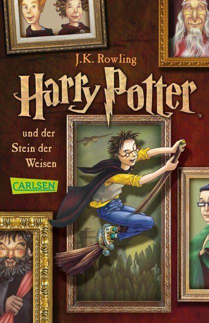 Harry Potter und der Stein der Weisen als Taschenbuch