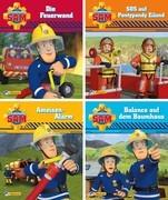 Feuerwehrmann Sam, 4 Hefte. Nr.9-12
