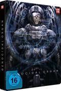 Genocidal Organ - Project Itoh Trilogie Teil 3 - Steelbook [DVD und Blu-ray Collector's Edition]