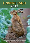 Unsere Jagd 2019 Taschenkalender