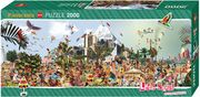 At The Beach Puzzle 2000 Teile