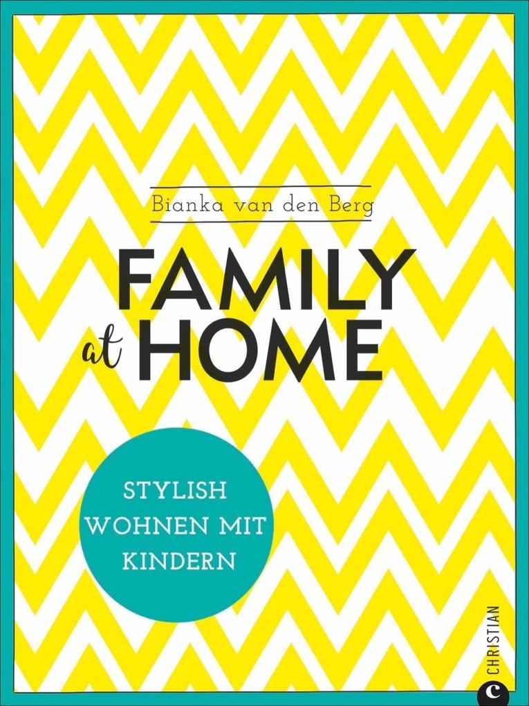 Family at home als Buch