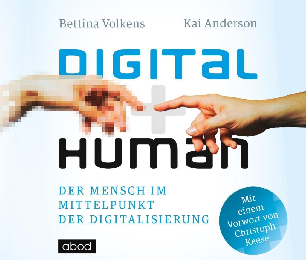 Digital human als Hörbuch CD von Bettina Volken...