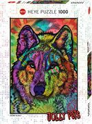 Wolf's Soul Puzzle 1000 Teile