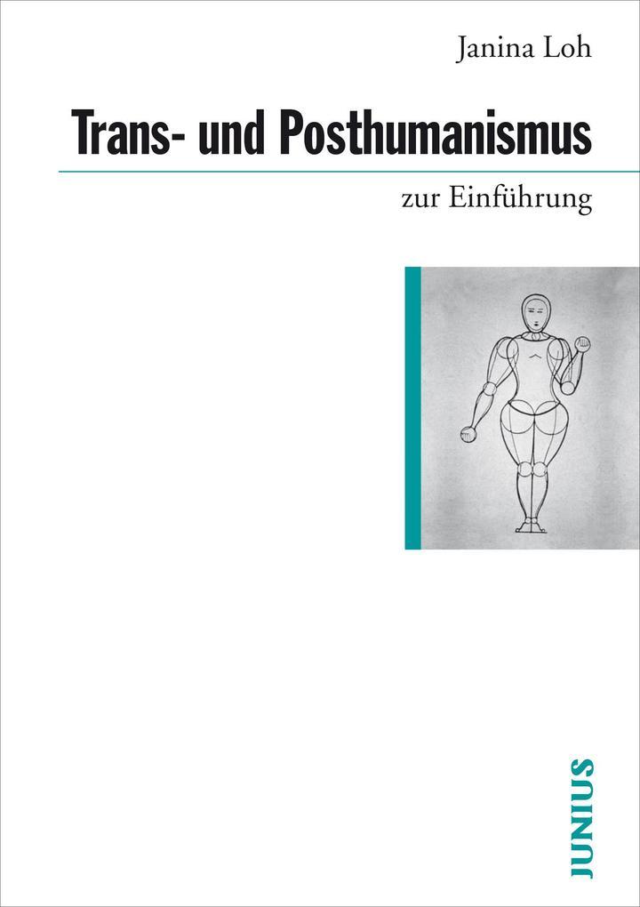 Trans- und Posthumanismus als Buch
