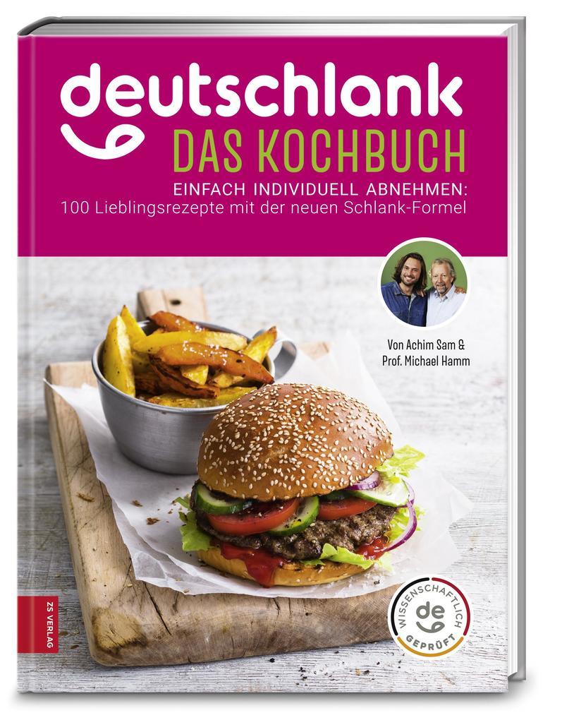 Deutschlank - Das Kochbuch als Buch