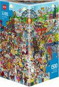 Oktoberfest Puzzle 1500 Teile