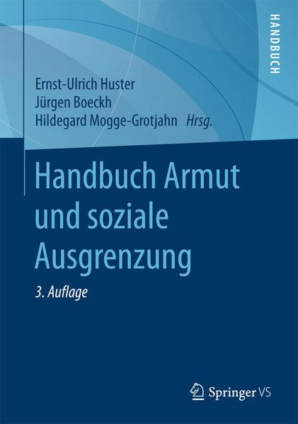 Handbuch Armut und Soziale Ausgrenzung als Buch...