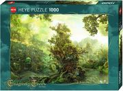 Tropical Tree Puzzle 1000 Teile