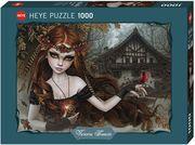Redbird Puzzle 1000 Teile