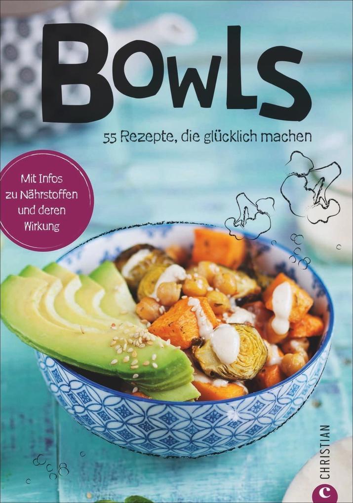 Bowls als Buch