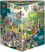Picnic Puzzle 1000 Teile