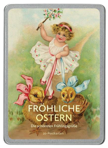 Fröhliche Ostern. 20 Postkarten