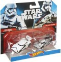 Hot Wheels: Star Wars - First Order Stormtrooper & Captain Phasma