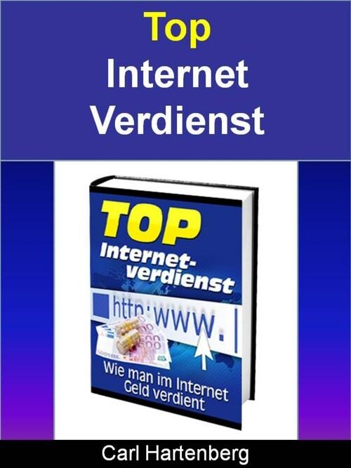 Top Internet Verdienst als eBook Download von C...