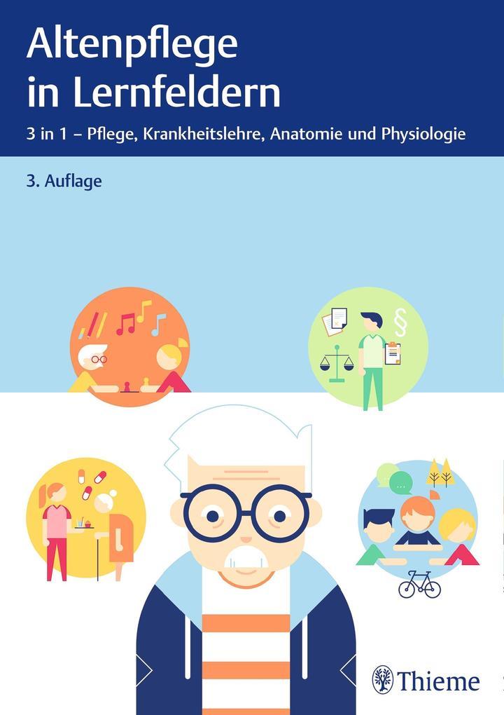 Altenpflege in Lernfeldern als eBook Download von