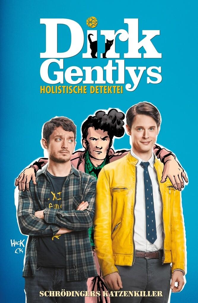 Dirk Gentlys Holistische Detektei, Band 1 - Sch...