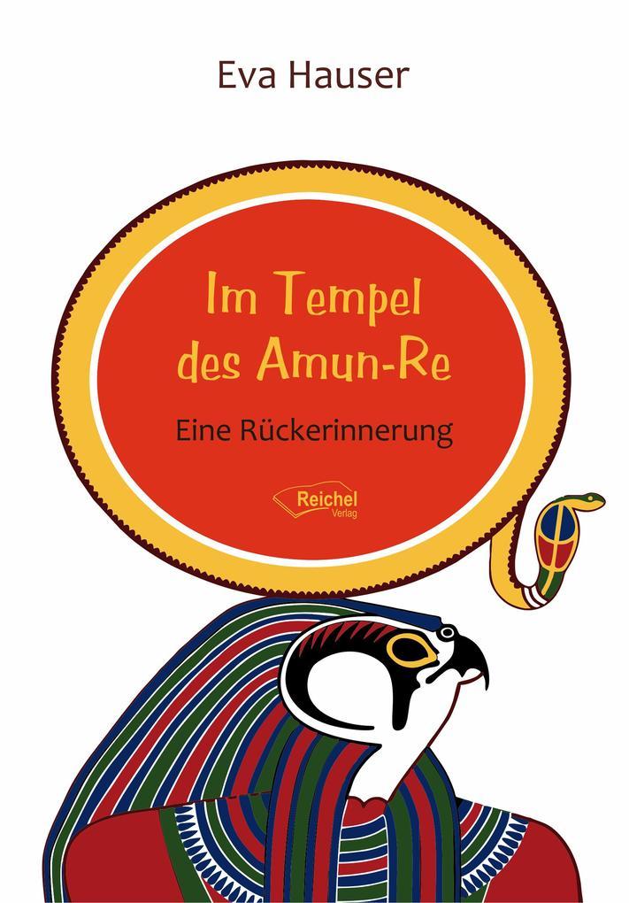 Im Tempel des Amun-Re als eBook