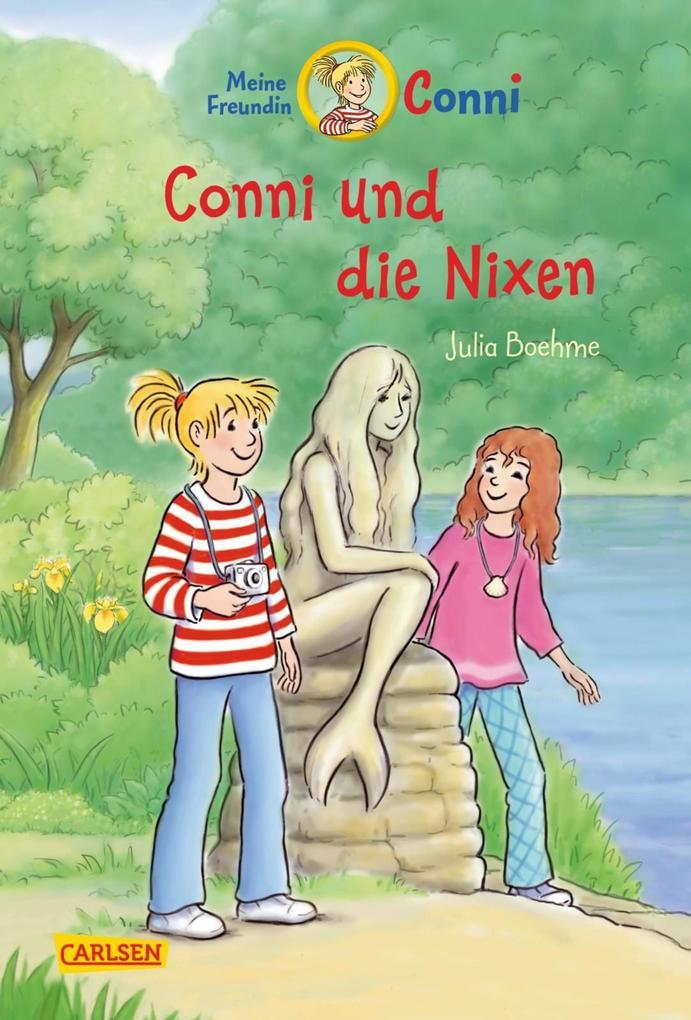 Conni-Erzählbände 31: Conni und die Nixen als eBook