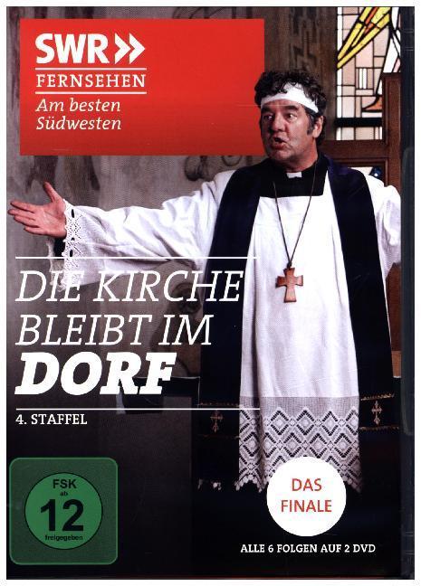 Die Kirche bleibt im Dorf Staffel 4 als DVD