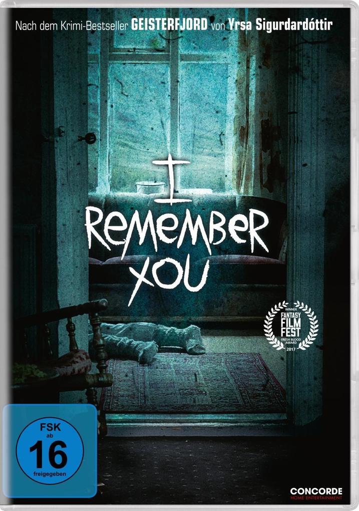 I Remember You (Ég Man Pig) als DVD