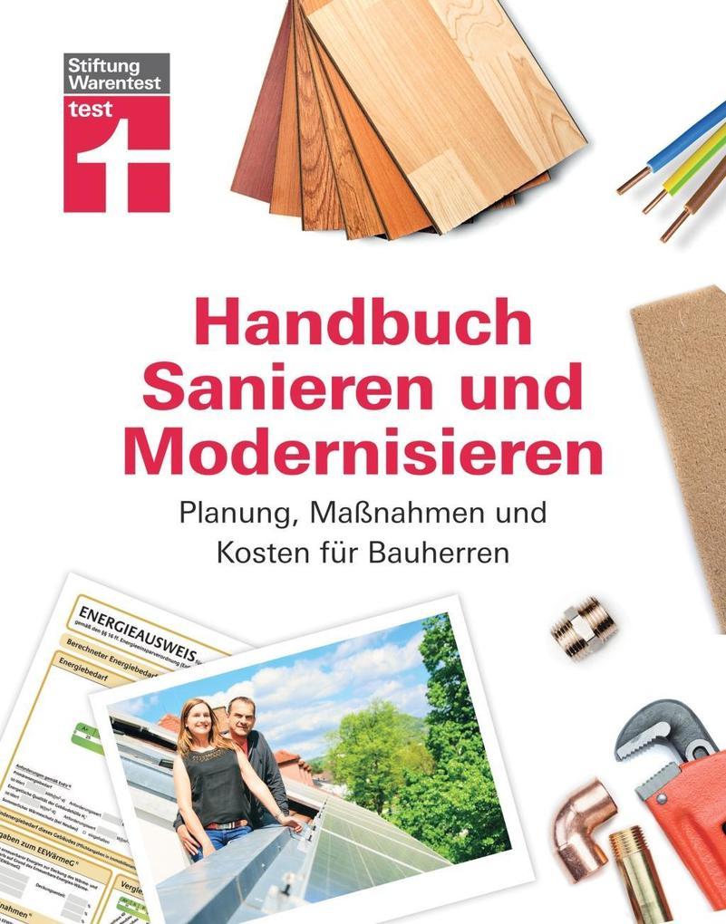 Handbuch Sanieren und Modernisieren als Buch