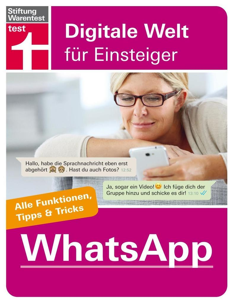 WhatsApp als Buch von Stefan Beiersmann