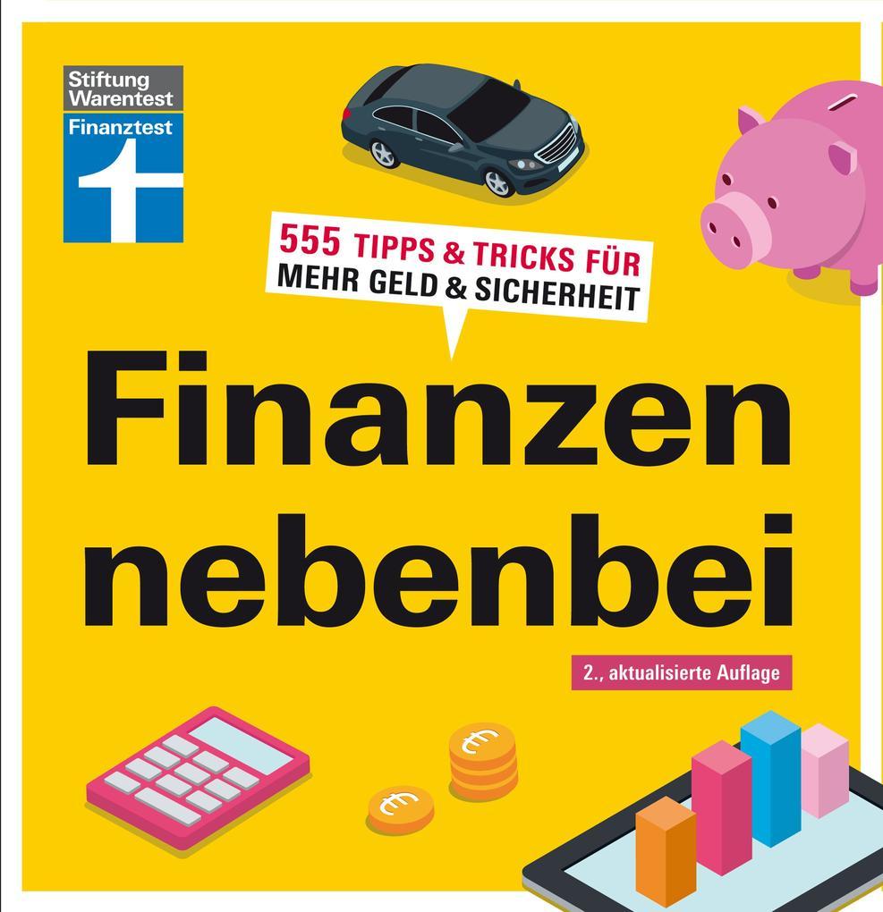 Finanzen nebenbei als Buch von Thomas Hammer