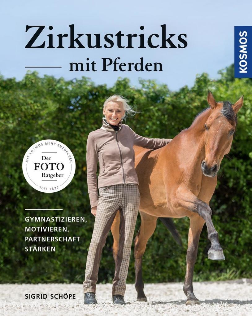 Zirkustricks mit Pferden als Buch von Sigrid Sc...