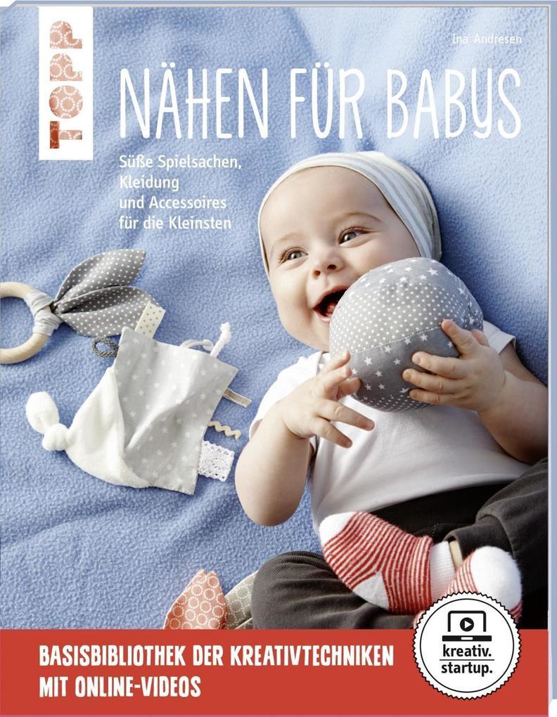 Nähen für Babys (kreativ.startup.) als Buch