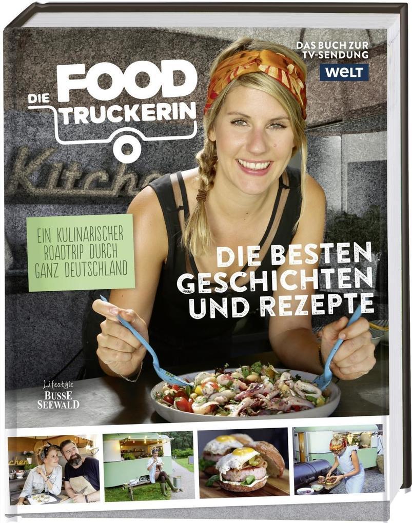 Die Foodtruckerin als Buch