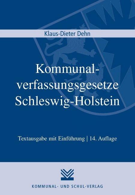 Kommunalverfassungsgesetze Schleswig-Holstein a...