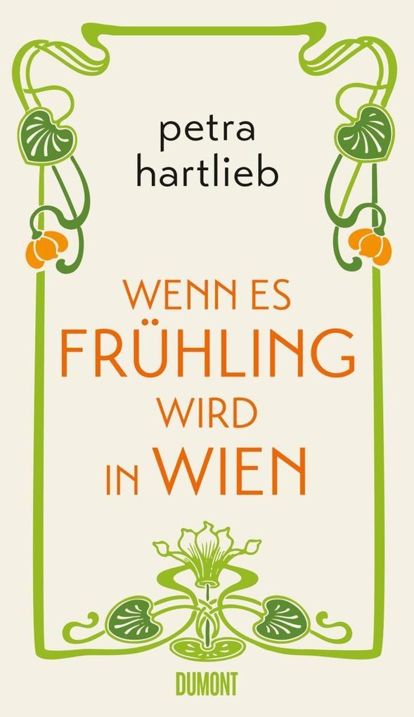 Wenn es Frühling wird in Wien als Buch