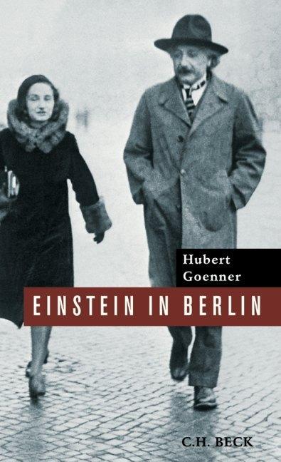Einstein in Berlin als Buch