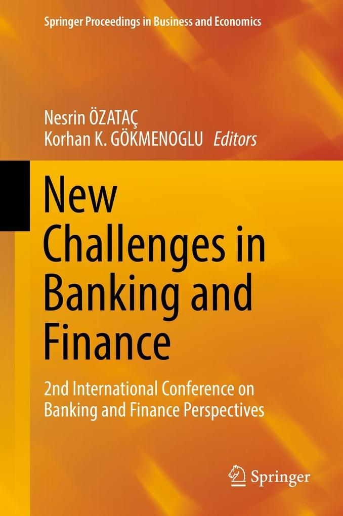New Challenges in Banking and Finance als eBook...