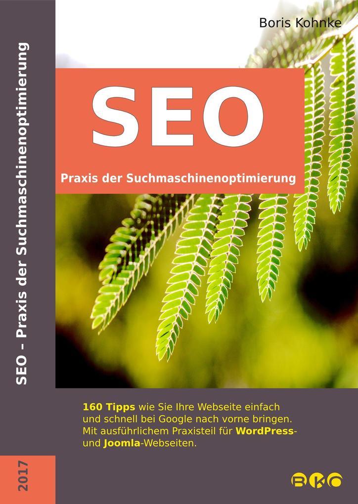 Praxis der Suchmaschinenoptimierung (SEO) als e...